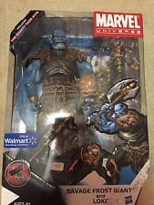 Savage Frost Giant vs. Loki Marvel Universe Exclusive Gigantic Battle Pack by Wa