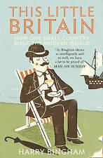 This Little Britain by Harry Bingham - New Paperback Book