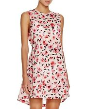 NEW  kate spade new york Bay of Roses Cream Cotton Dress Swim Cover Up S $175