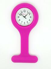Ravel nurse fob watch pink R1103.2