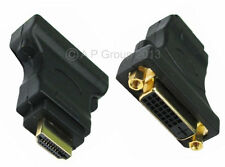 DVI-D female  to HDMI male Adapter Converter Use with DVI Cable to Hdmi Socket