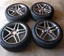 """19"""" OEM MERCEDES FORGED AMG WHEELS TIRES W222 S63 S65 CL63 S500 S550 S600"""