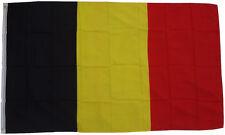 XXL Bandera Bélgica 250 x 150 cm con 3 Ojales de metal izar la tormenta