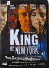 DVD KING OF NEW YORK - David CARUSO / Christopher WALKEN / Larry FISHBURNE