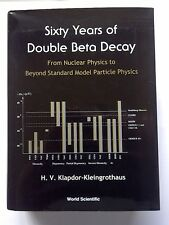 Sixty Years of Double Beta Decay by Hardcover Book (English)