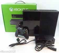 Microsoft Xbox One 500GB Used Glossy Video Gaming Console w/ Accessories & Box