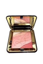 Estee Lauder Signature 5Tone Shimmering Powder 01 Pink Shimmer Eyes Cheeks Face