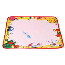 Water Drawing Painting Writing Mat Board Magic Pen Doodle Kids Toy Gift L Trendy
