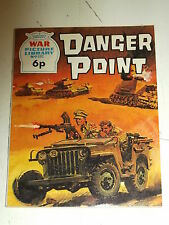 WAR PICTURE LIBRARY #882 DANGER POINT BRITISH POCKET COMIC
