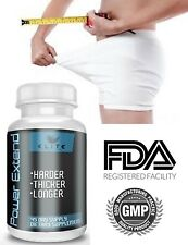 BEST FAST! MALE PENIS ENLARGER THICKER LONGER BIGGER  GROWTH ENLARGEMENT PILLS