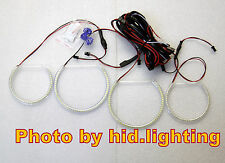 BMW Angel Eye Halo Light LED SMD E83 E46ti X3 White compact 3 serie fade out in