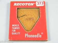 NEW RECOTON PHONEEDLE PHONOGRAPH NEEDLE PART # 373 REPLACEMENT FOR ASTATIC G-33