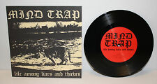 "Mind Trap - Life Among Liars And Thieves 7"" (Import)"