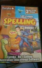 Let's Learn Series - Spelling Volume 1 (Disc 1 only) - FAST POST