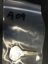 Key Precut Replacement # A09    KE250 & KL250  27008-073-09 Kawasaki NOS