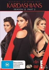 Keeping up with the Kardashians: Season 12 - Part 2 NEW R4 DVD