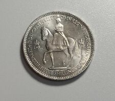 1953 UK Great Britain Crown KM# 894 BU Coin w/ Luster Coronation of QEII