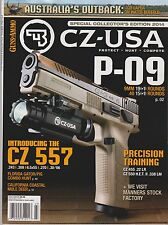 GUNS & AMMO SPECIAL COLLECTOR'S EDITION 2014 CZ-USA + Product Catalog 2014