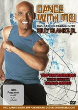 DVD  -  Dance with me! - Cardio-Training mit Billy Blanks jr. -  FITNESS