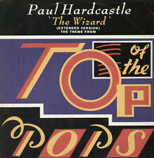 PAUL HARDCASTLE - the wizard - Chrysalis