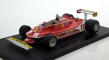 Ferrari 312 T4 World Champion Scheckter 1979 #11 1/18 by GP Replicas New In Stok