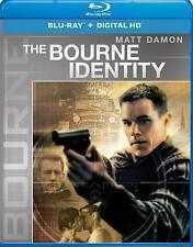 The Bourne Identity (Blu-ray + Digital HD + Jason Bourne Fandango Cash), New DVD