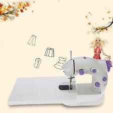 ANSELF Mini DIY Electric Sewing Machine with Extension Table AC 100-240V EU C0S3