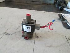 "ASCO 4-Way Solenoid Valve #EF8317G35 110/120V 50/60 Hz 1/4""FNPT Water: 5-150 PSI"