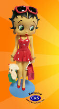 "Betty Boop NEW - I Love Shopping - 4"" - limited edition of 500 (9076)"
