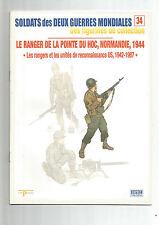 OSPREY -DELPRADO N° 34 RANGERS ET UNITES DE RECONNAISSANCE US 1942-1987