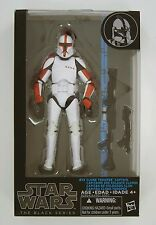 Hasbro Star Wars The Black Series 6 inch Clone Trooper Captain Figure