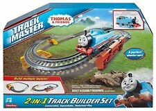 Thomas & Friends Trackmaster Motorized Railway 2-in-1 Track Builder Set - CDB57