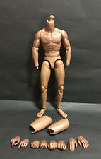 IN STOCK ZC Toys 1/6 Scale 2.0B African Muscular Figure Body Similar to TTM19