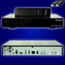 Mut@nt Mutant ULTRA HD HD51 4K-BOX E2 Receiver 1x DVB-S2 + 1x DVB-C/T2 + HDMI