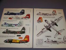 VINTAGE..GRUMMAN S-2 TRACKER VARIANTS..COLOR PROFILES/HISTORY...(598G)