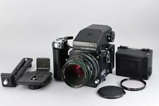 [Rare N MINT] Zenza Bronica ETR SP (Si) Limited Camera w/ 75mm F2.8 JAPAN #e170