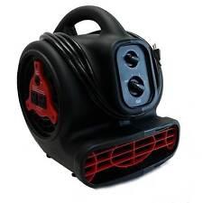 Xtreme Garage Air Mover 2 Outlets Carpet Dryer P-200AT- Manufacturer Refurbished