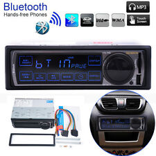 "2.5"" Single Din Bluetooth Car MP3 Player FM/USB/SD Stereo Dash Touchscreen Radio"