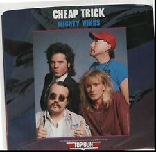 CHEAP TRICK MIGHTY WINGS/HAROLD FALTERMEYER DOG FLIGHT #3 45RPM  W/PIC SLEEVE