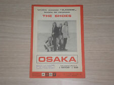 THE SHOES - OSAKA - SPARTITO MUSICALE / SHEET MUSIC