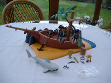 Playmobil Pirate Shipwreck (4136)