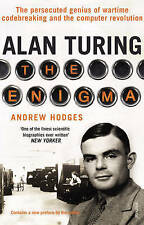 Alan Turing: The Enigma by Andrew Hodges (Paperback, 1992) - NEW - UNREAD
