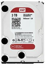 "WD Red 3 TB NAS HDD - 5400 RPM Class SATA 6 Gb/s 64MB Cache 3.5"" - WD30EFRX"