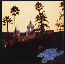 THE EAGLES - HOTEL CALIFORNIA: CD ALBUM (DIGITALLY REMASTERED)