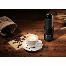AMAZING SPECIALTY Portable Espresso Coffee Maker Latte Cappuccino Tea Hot Cold