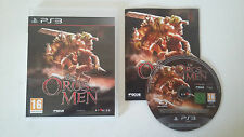 OF ORCS AND MEN - SONY PLAYSTATION 3 - JEU PS3 COMPLET