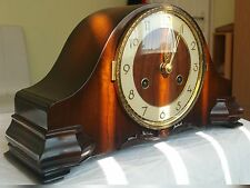 A stunning ANTIQUE /ART DECO JUBA mantle PENDULUM clock!!