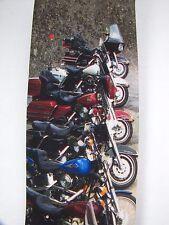 Harley Davidson Neck Tie Ralph Marlin Photographic Line-Up 1996
