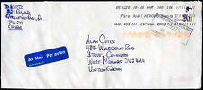 Canada 2005 Commercial Air Mail Cover To UK #C38566