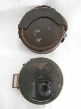 Early Military Clinometer c. 1899 - Possibly Boer War - Made by Short & Mason
